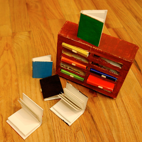 DrawersBooks