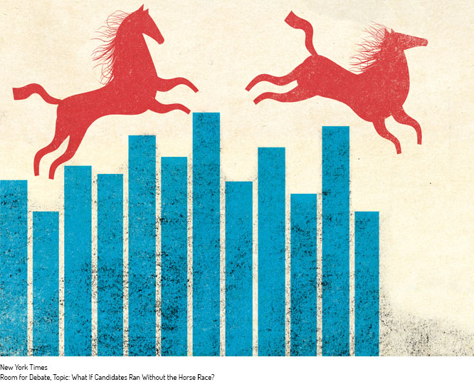 Galloping-Poles